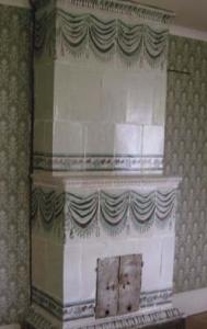 Troligen tillverkad av C.J Berg, omkring år 1840.